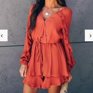 Vici Romper New- there were no tags when purchased